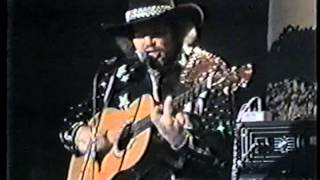 "David Allan Coe RARE!!!! - ""The Outlaw"" - 1975 Video Performance - Must watch!!"
