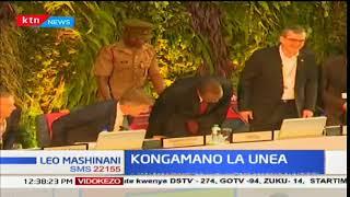 Kongamano la UNEA kuipa Kenya sifa kuu