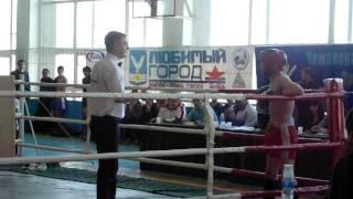 Соревнования России. Нокаут 1 раунд Neutron vs Кодо