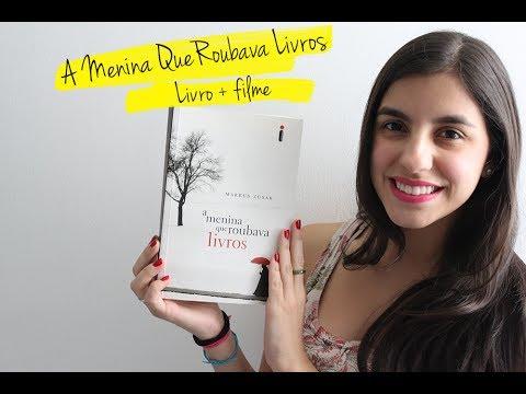 [Resenha] A Menina Que Roubava Livros [LIVRO (sem spoilers) + filme]