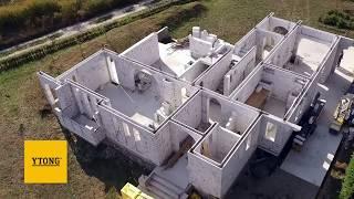 YTONG: Izgradnja kuće u Kragujevcu