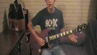 """AC/DC - """"Ain't No Fun"""" (Tutorial Part. 1)"""