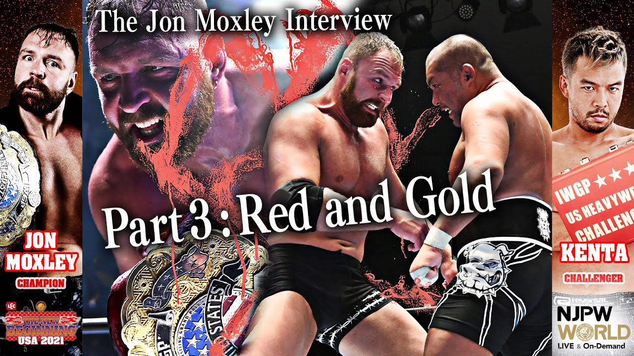 ROH Title Match Announced, Jon Moxley – KENTA Recap, NJPW Strong Results