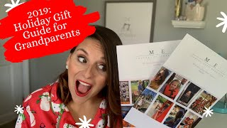 Holiday Gift Guide For Grandparents!