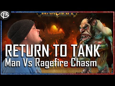Classic WoW - The Tank is Back - Prot Warrior