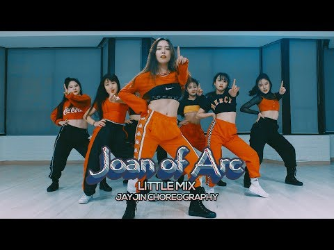 (LIVE SOUND) Little Mix - Joan Of Arc : JayJin Choreography