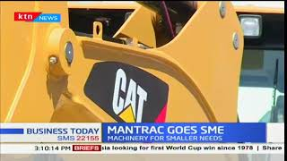 MANTRAC GOES SME: Machinery for small needs to address needs of SME market