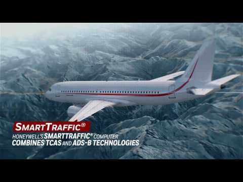 Take A Flight With Honeywell | The Connected Aircraft | Honeywell Aviation