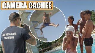 PRANK : Un PLONGEUR DE L'EXTREME piège une piscine publique ! (ft Lionel Franc) #RidingZone