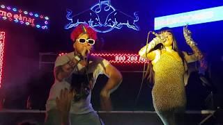 Tomasa Del Real👑   Perra Satira Ft. Jamez Manuel   Red Bull Music Festival Hasta Abajo