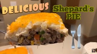 How to make Delicious Shepherds Pie
