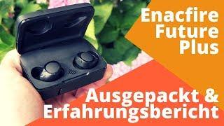 RICHTIG GUTE IN-EARS UNTER 50€? ENACFIRE FUTURE PLUS - AUSGEPACKT & ERFAHRUNGSBERICHT