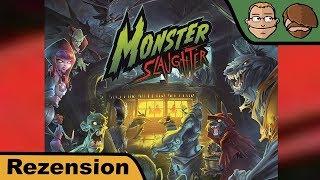 Monster Slaughter - Brettspiel - Review