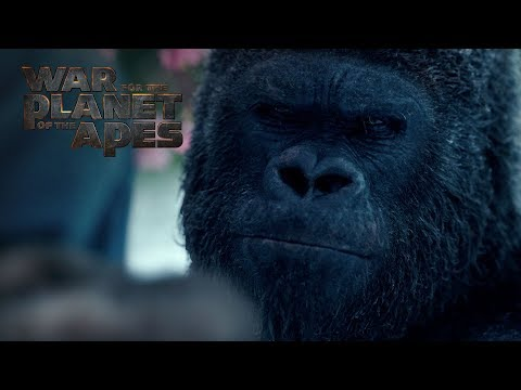 War for the Planet of the Apes | Now On Blu-ray | 20th Century FOX
