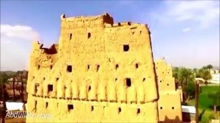 قصر مستور في قرية العاصمية بنجران