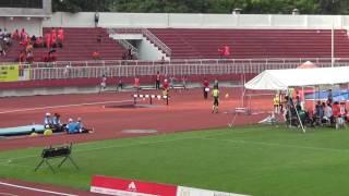 200m men final -  Asian Junior 2016