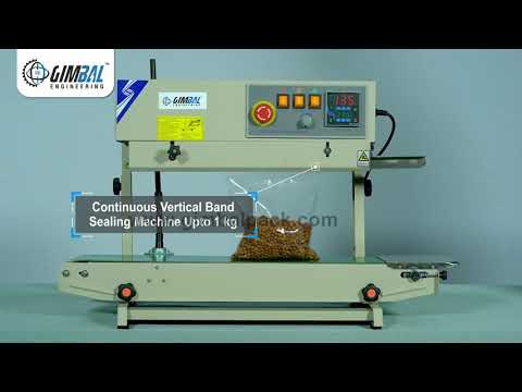 Pouch Packing Machine Sealer