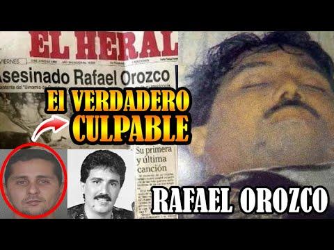 Los Culpables De La Partida De... Rafael Orozco