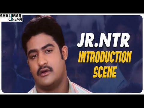Jr.NTR Introduction Comedy Scene  || Naaga Movie || Shalimar Cinema