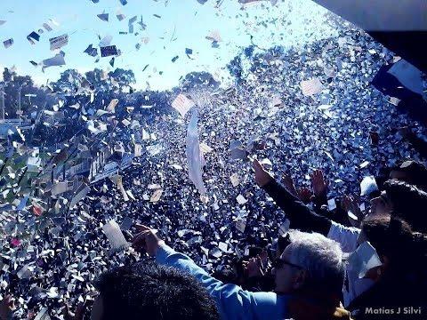 """""""GIMNASIA HINCHADA  22"""" Barra: La Banda de Fierro 22 • Club: Gimnasia y Esgrima"""