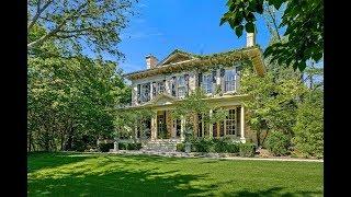 Historic Mansion in Toronto, Ontario, Canada | Sotheby's International Realty | Kholo.pk