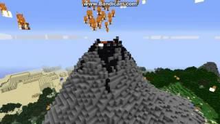 Minecraft Pompeii