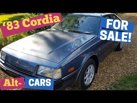 eBay Oddity | 1983 Mitsubishi Cordia For Sale
