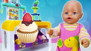 Spielspaß mit Puppen. Baby Born hat Geburtstag. 2 Folgen am Stück