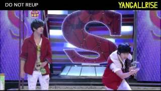 ЙЕСОН (Super junior), Sungmin, Yesung - Bubble Show