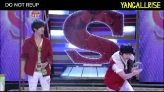ЙЕСОН (Super junior), Sungmin, Yesung - Bubble Show