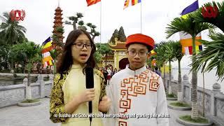 Văn hóa ĐI CHÙA ĐẦU NĂM - Ngập tràn sắc xuân