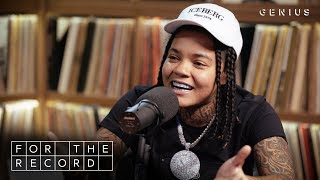 Young M.A On Her Long Awaited Album & Her Brother's Death | For The Record