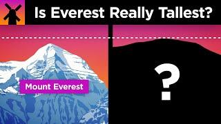 Why Everest Isn't Earth's Highest Mountain... sorta thumbnail