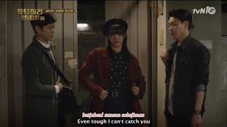 [Reply 1988 OST Rom-Eng] Lee Seung Hwan - Empty Heart (Jung Hwan vs. Taek)