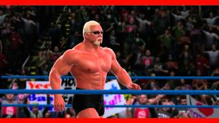 WWE 2K14 Entrances & Finishers Videos: Scott Steiner (NWO) & Curt Hennig (NWO)