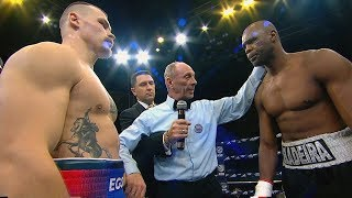 Алексей Егоров VS  Гамильтон Вентура | FullHD |Мир бокса