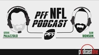PFF NFL Podcast: Free Agent Landing Spots, AAF Week 2 & Palazzolo for Bengals DC