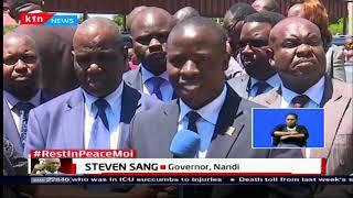 Kapsabet revered alumnus:  Kapsabet boys' mourns Mzee Moi