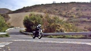 preview picture of video 'Suzuki Van Van RV125. Val de Ollo.'