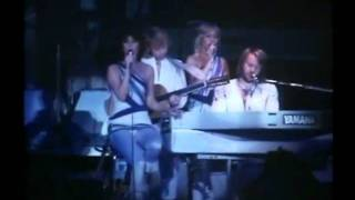 Abba   I Have A Dream   Official Live Video December 1979