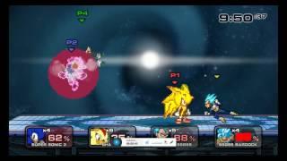 DancinZombiee & LikeXAXBoss Play: Super Smash Flash 2 | 3
