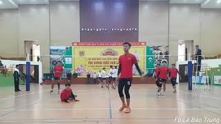 Chung kết giải nhà máy đường Lam Sơn 2018   Dương Tây + Phong HT vs Cường Leng + Quỳnh Chân Đất