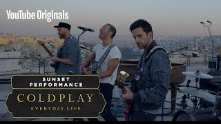 Coldplay: Everyday Life Live In Jordan   Sunset Performance