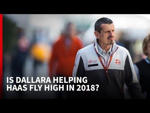 Is Dallara partnership helping Haas F1 succeed in 2018?