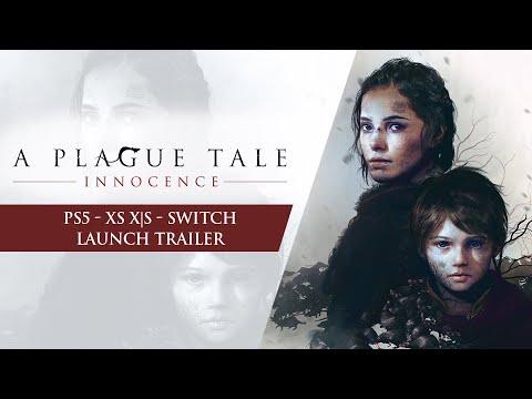 PS5, Xbox Series X|S & Nintendo Switch Launch Trailer de A Plague Tale: Innocence