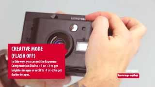 How To Use The LomoInstant