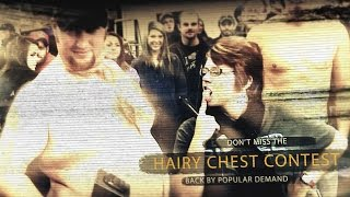 Hairy Chest Contest At 2015 Thoroughbred Diesel Dyno Event