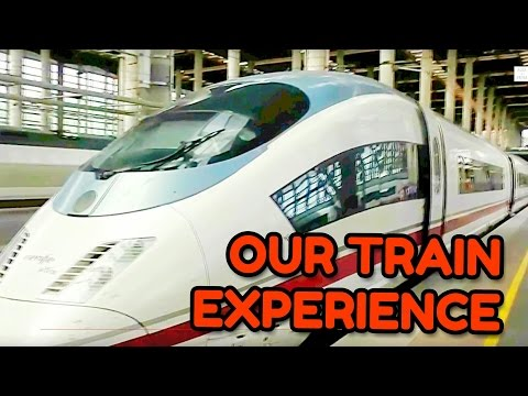 Train From Madrid to Barcelona | Travel Tips