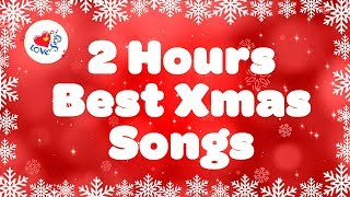 Best Christmas Songs Playlist 2 Hours of Merry Christmas Music