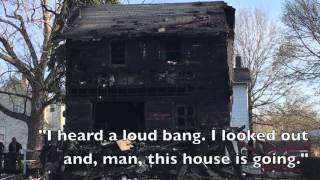 Listen to the 911 calls from the fatal fire in Akron